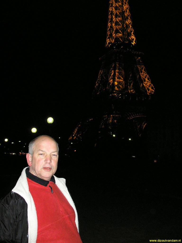 2005 Paris La tour Eiffel