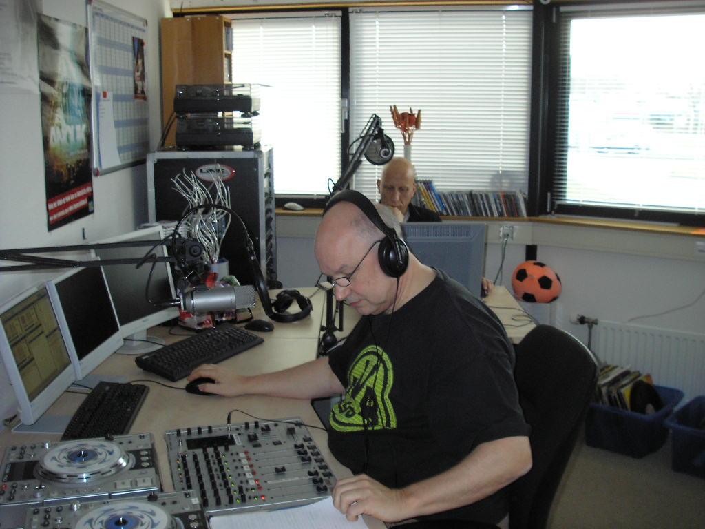 2009 Bij Splash FM-Almere