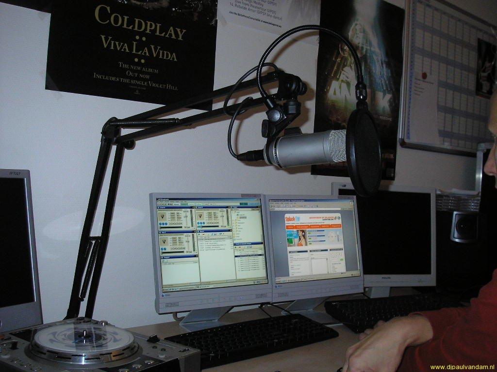 2009 Studio Splash FM