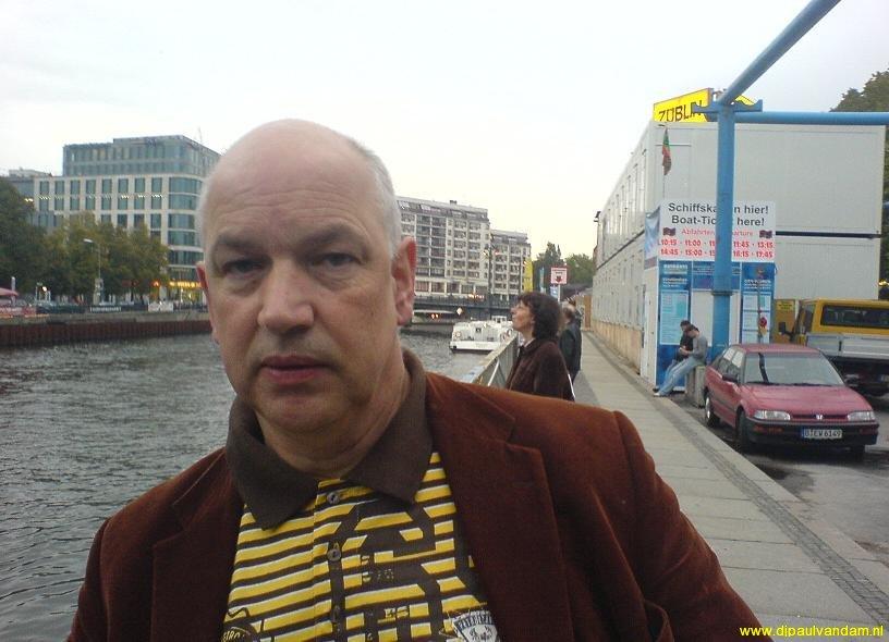 2007 Berlijn aan de Spree