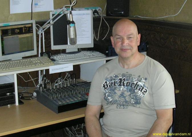 2009 1 aug Op bezoek bij Accent Fm
